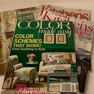 4 Decor Magazines